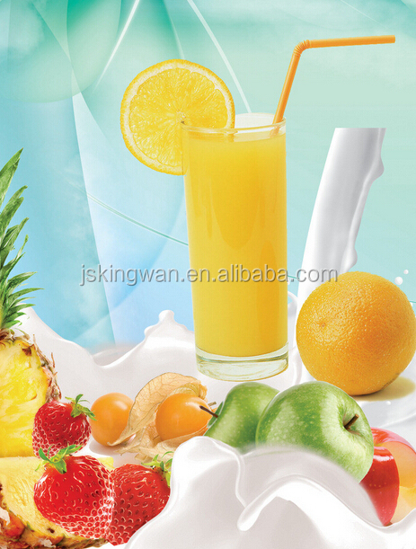 fresh citrus /actinidia /honey pomelo milk tea bottle filling machine