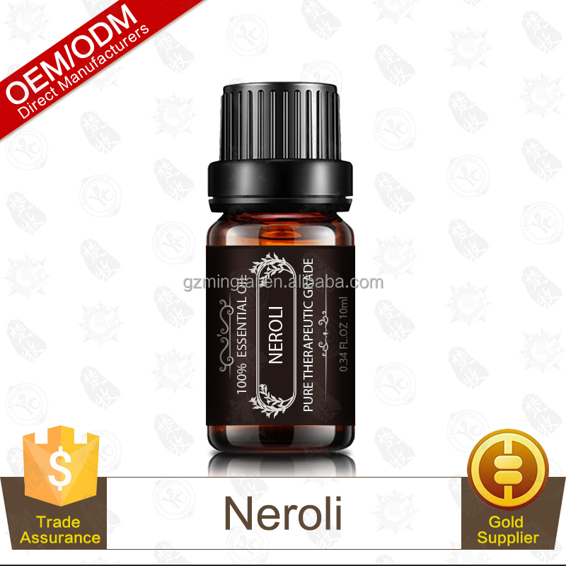 Private Labeling of Neroli Essential Oil at Cheapest Cost with 100% Purity