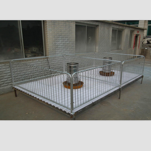 Farrowing crate designs pig nursery pens for sale