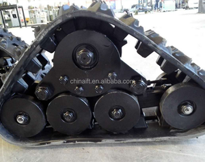 tractor rubber track conversion system manufacturer in stock for sale