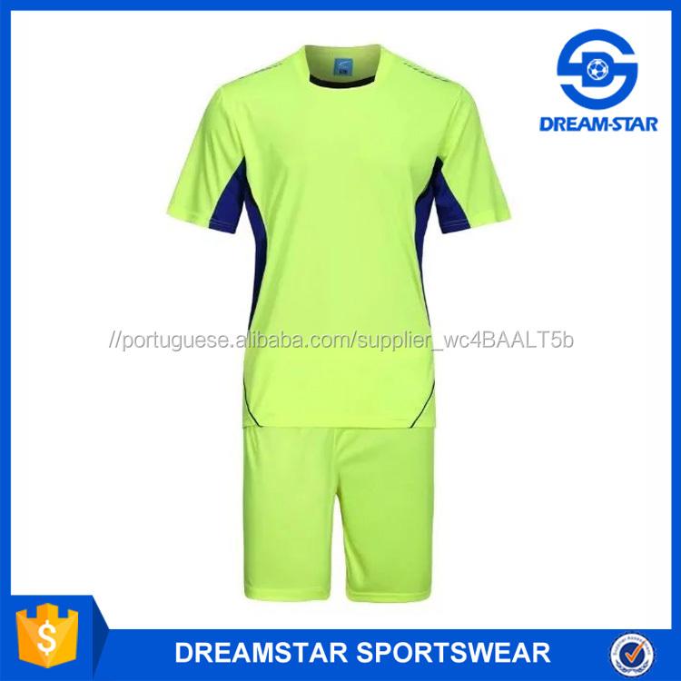 0afaa09100 17-18 Atacado Design Personalizado Camisa De Futebol De Futebol A Granel