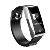 "Mate1 0.96"" Smart Bracelet Wristbands Color Screen Blood Oxygen Pressure Heart Rate Music Camera Control Smart Watch"