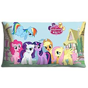 Zippered My Little Pony Friendship Is Magic Decorating Polyester Cotton Lowest Price Body pillow Covers Cases 20x36(inch) 50x90(cm)