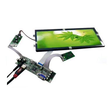 TFT <strong>LCD</strong> ultra wide 12.3 inch high resolution 1920X720 bar type tft <strong>lcd</strong> displsy for car rearview mirror monitor