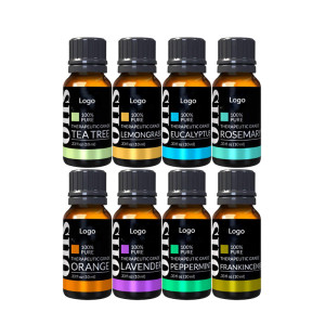 Highest Quality Essential Oils Peppermint, Tea Tree, Rosemary, Sweet Orange, Lemongrass, Lavender, Eucalyptus, Frankince