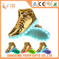 chinese kids games led shoes 2016
