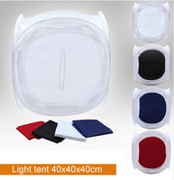 Soft Light Tent 80*80cm Photo Studio Softbox Soft Box softlight tent for professional picture