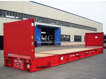 flat rack container 20ft 40ft view flat rack container smc product details from shanghai. Black Bedroom Furniture Sets. Home Design Ideas