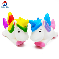 Stress Reliver Toy Owl Unicorn Shape Lovely Cute Squishy Slow Rising Toy Release Stress Toys for Wholesale