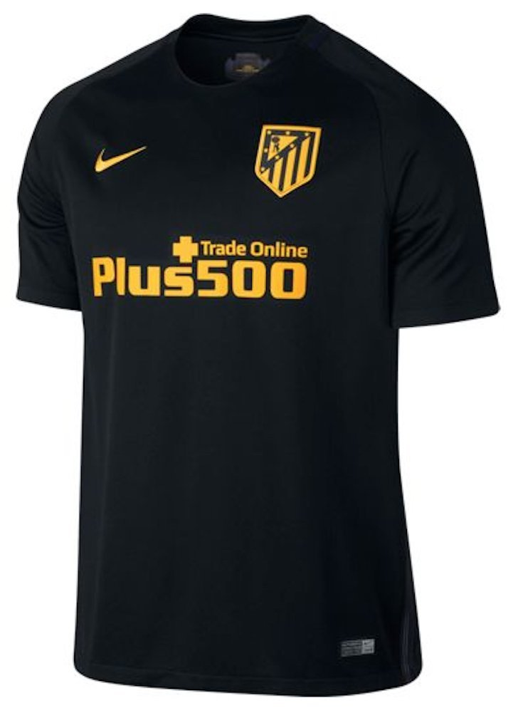 5bcaf73a58f Get Quotations · Nike Atletico Madrid Away Jersey 16 17