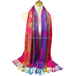factory good price wholesale pashmina scarf shawls for women