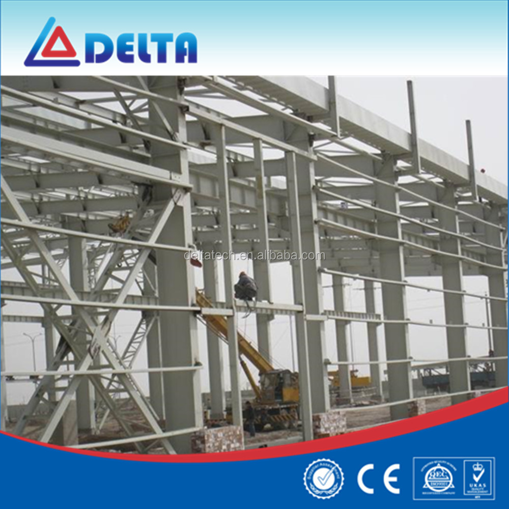 Factory Shed Design Outdoor Warehouse Corrugated Steel Buildings