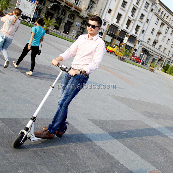 250w 24v the world lightest electric scooter