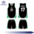 New design wholesale cheap custom sublimation reversible basketball jerseys with numbers activewear sets