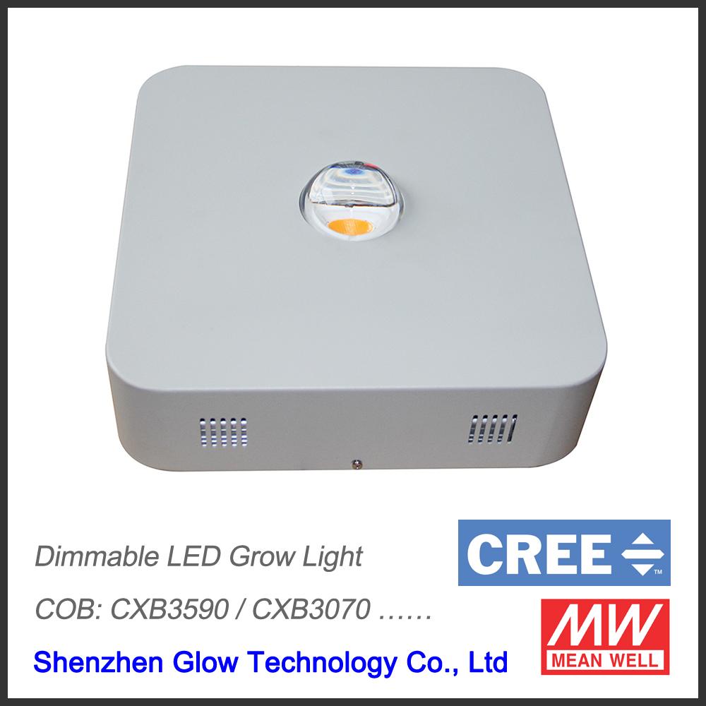Dimmable Led Grow Light Full Spectrum Cxb3590 Cxb3070 3000k 3500k ...