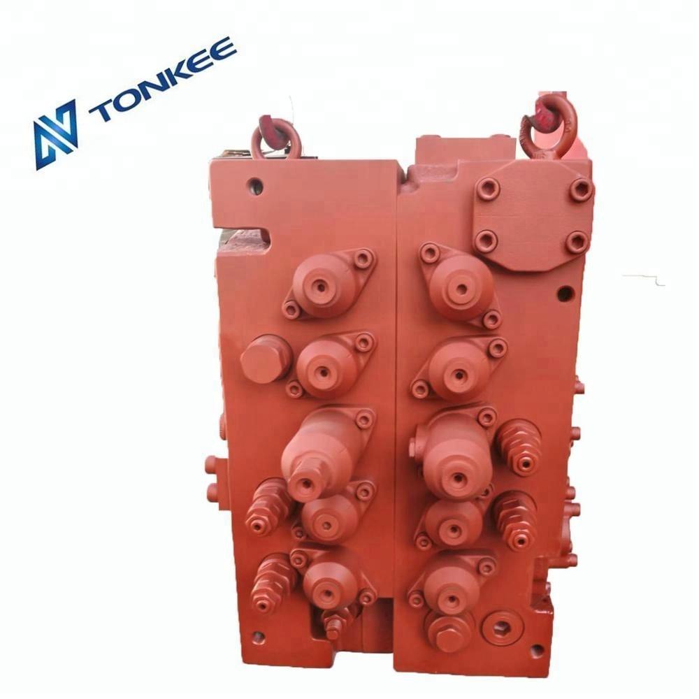 14557520 14550093 14509429 14577777 EC360B main control valve EC360BLC MCV control valve