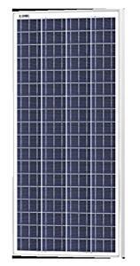 Polycrystalline Solar Panels 120W 24V
