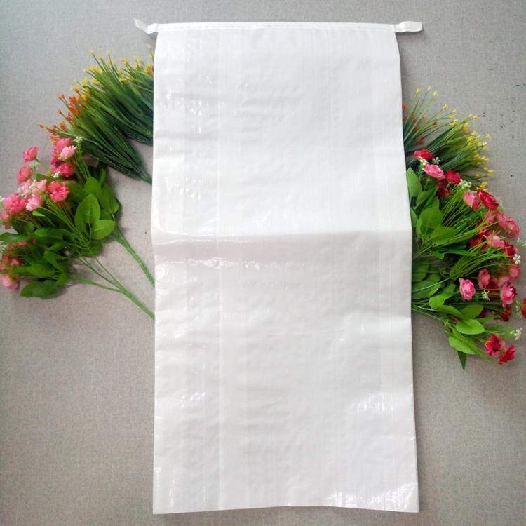 25kg Printed BOPP Laminated PP Woven seed grain flour rice packaging Bag