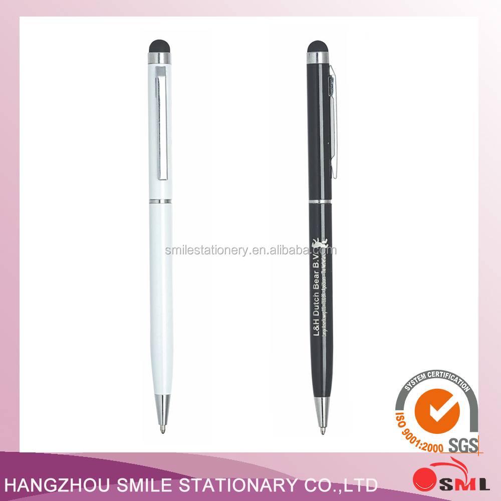 The Promotion Gifts Metal Pen SML66317M with Oen Stylus Touch
