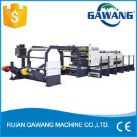 High Accuracy Wrapping Paper Roll Cross Cutting Machine Exporter