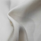 33.5mm 114cm Silk Spun Silk Faille Fabric for High Quality Women Garment Making