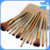 12pcs naked 3 brand naked 3 makeup brush wholesale naked 3 brush set for cosmetics makeup brush free sample