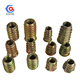 high strength steel furniture slot t nut