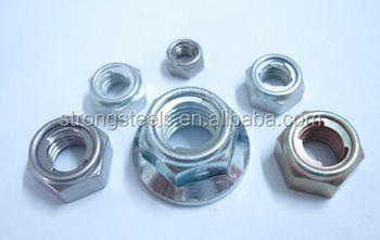 Self Locking Nut >> Made In China Pem Nut And Bolt Rivets Nuts Fasteners Self Locking