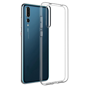 Factory Price Ultra Thin Transparent Soft TPU Phone Case Cover for Huawei P20/Y9 2018/Nova 2 Lite/P20 Pro/P20 Lite