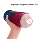 Rechargeable Strong Vibrator Male Masturbation Aircraft Cup sex toys japanese girl ass big pussy big fat penis masturbator cup