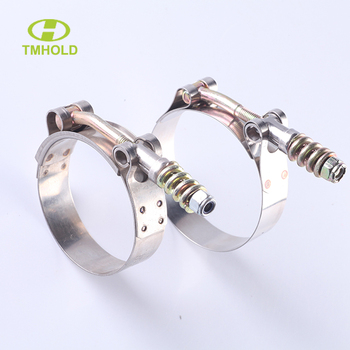 T bolt spring clip with 19mm bandwidth