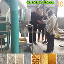 Hot Sale 5 ton per day maize wheat flour milling machine factory price