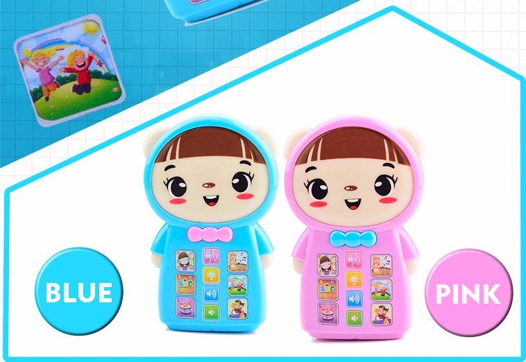 hot intelligent language learning machine video story teller for kids