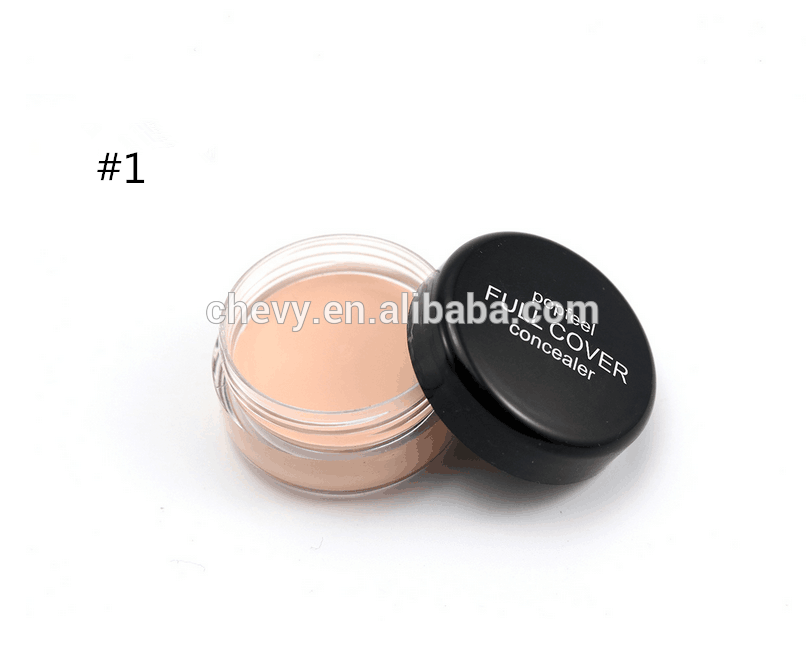 Sunscreen Feature and Mineral Ingredient Private Label Make up concealer