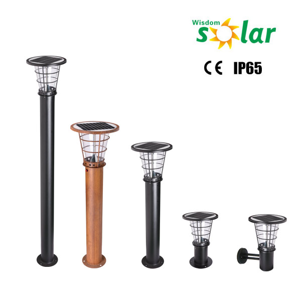 6v Voltage 4w Watts Stainless Steel Led Solar Light Set With ...