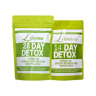 28 days flat tummy tea Private Label Green Detox Tea Slim Drink Weight Lose Slimming