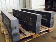 2 to 4 times more wear resistant white iron/ceramic blow bars for impact crusher