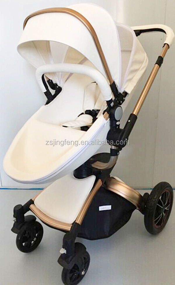 2018 New Born Baby Products High Quality With En1888 Approved Baby Stroller 3 In 1 With Carry Cot White Baby Travel System Buy En1888 Approved Baby