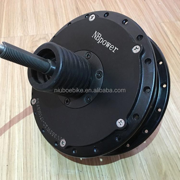 higher torque350w electric bike motor gear motor