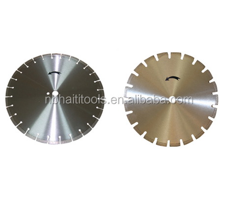 Laser Welded Saw Blade /cured concrete blade 12''-24''