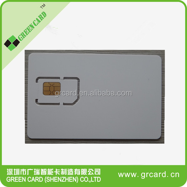 Iso-7816 4g+3g+2g Test Usim Card