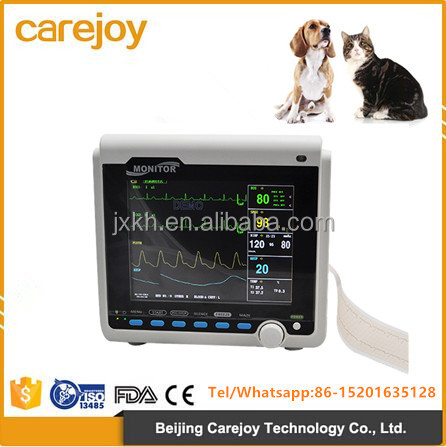 Vet Patient Monitor vital sign monitor for veterinary use