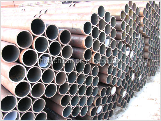 scrap metal pipe/seamless steel pipe