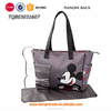 5 IN 1 multi-functional micky mouse tote baby diaper bags mommy bag
