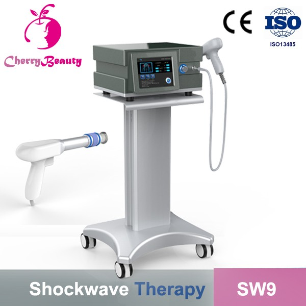 Shock wave ED treatment / Extracorporeal Shockwave beauty device Pain Relief / Portable Shockwave therapy machine