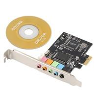 CMI 8738 PCI express 5.1channel sound card