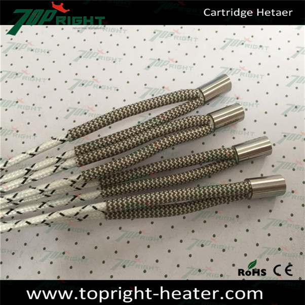 Heating Rod Customized Pointed ceramic Cartridge Heater