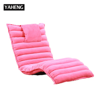 Dongguan furniture factory legless widen single sofa chair