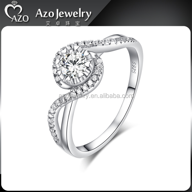 925 Sterling Silver Jewelry 10 Year Wedding Anniversary Ring For Couples