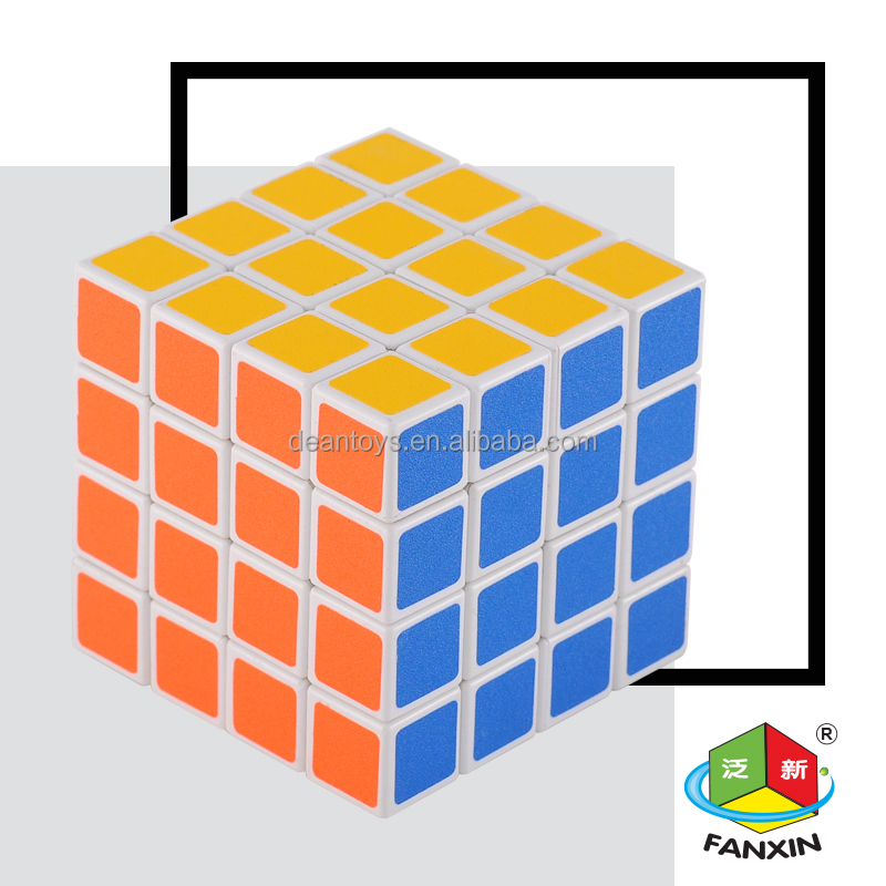 GAME EXCLUSIVE! SUPER SMOOTHY!! 4X4X4 magic cube(6.2CM) OEM SUPPORTED